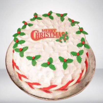 CC007 – Christmas cake