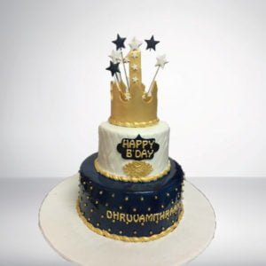 CrownTheme cake