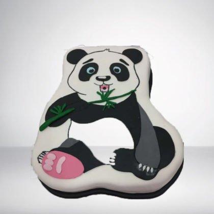 TC046-Panda Theme Cake