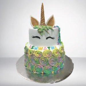 House Theme cake