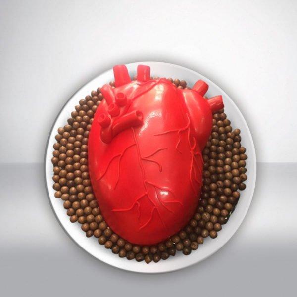 Real Heart Cake