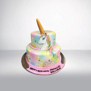 Unicorn Theme Cake | Cake Park