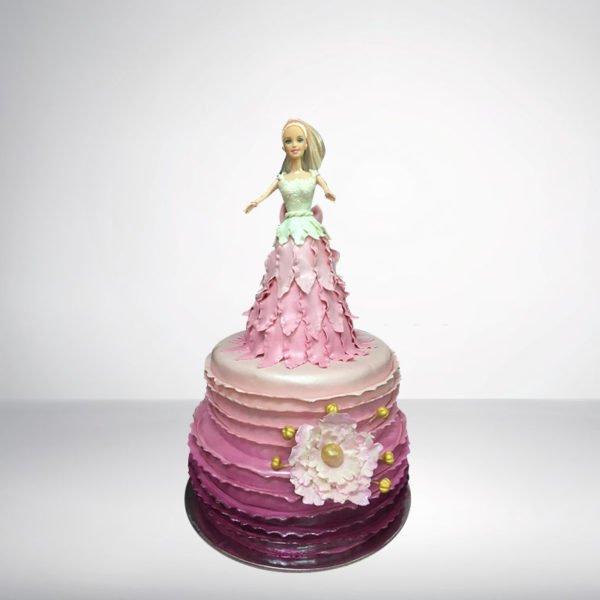 Barbie Theme Cake | Cake Park