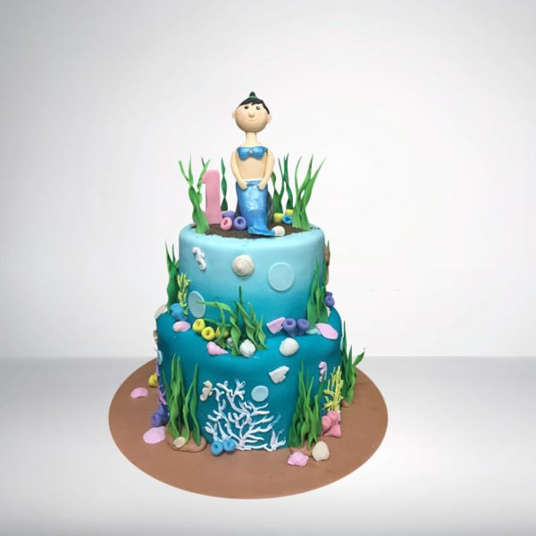 Mermaid Theme Cake | Cake Park