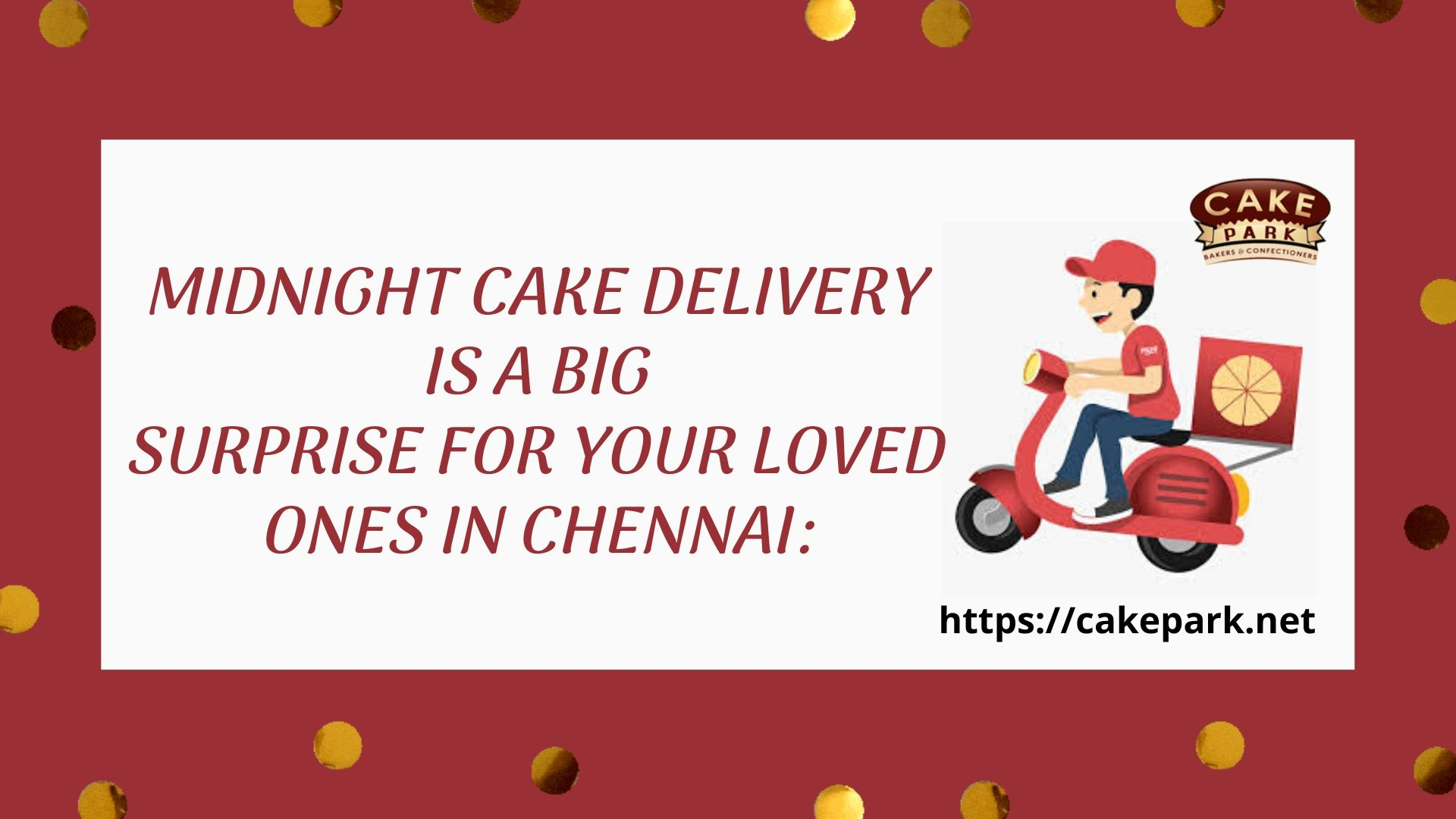 Midnight cake delivery in chennai