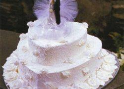 2 Tier Heart Shape Cake